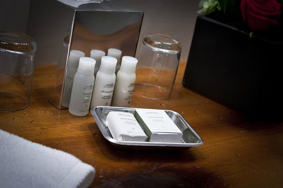 Ironworks Hotel: Bathroom Amenities