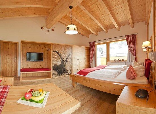 Gästehaus Kasimir: Alpinzimmer 25 m²