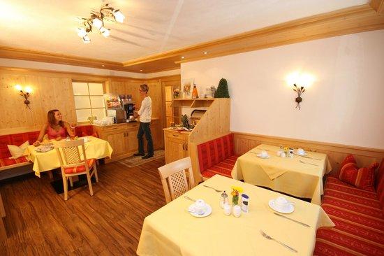 Gästehaus Kasimir: Frühstücksraum