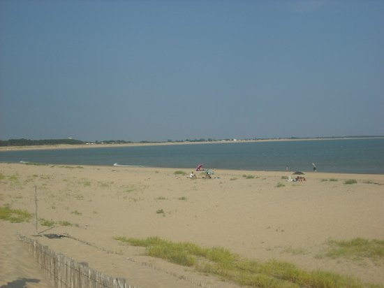 Camping Les Rouilleres: plage