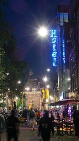 Inntel Hotels Amsterdam Centre: InnHotel