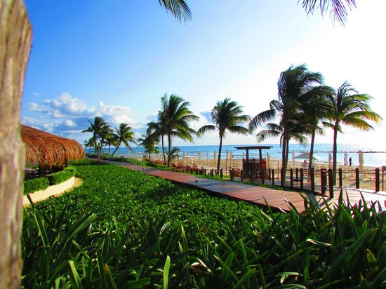 Grand Velas Riviera Maya : beach