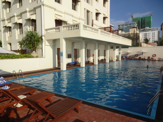 Galle Face Hotel Colombo: Pool