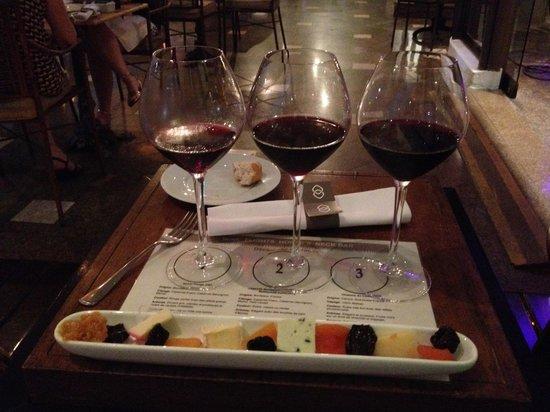 Sofitel Rio de Janeiro Copacabana : Degustação de vinhos Fraceses Fly Wine