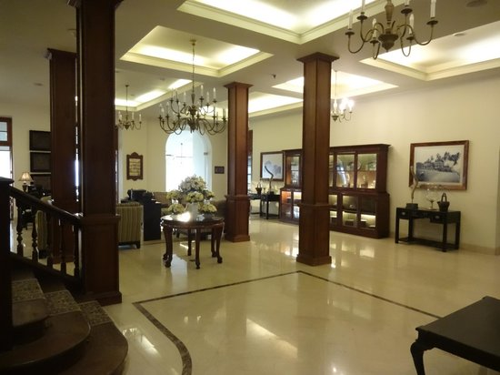 Galle Face Hotel Colombo: Lobby