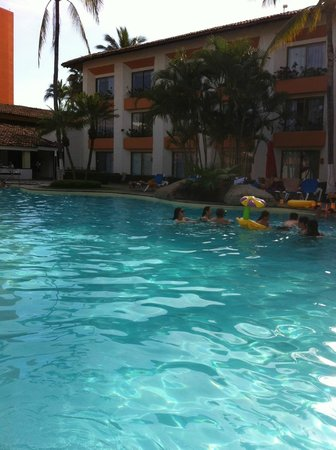 Plaza Pelicanos Club Beach Resort : hotel
