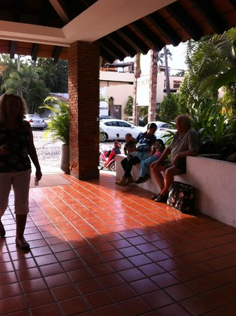 Plaza Pelicanos Club Beach Resort : lobby