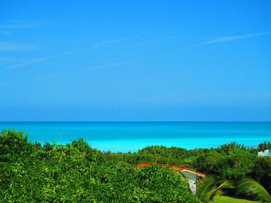 Memories Paraiso Beach Resort : view from balcony