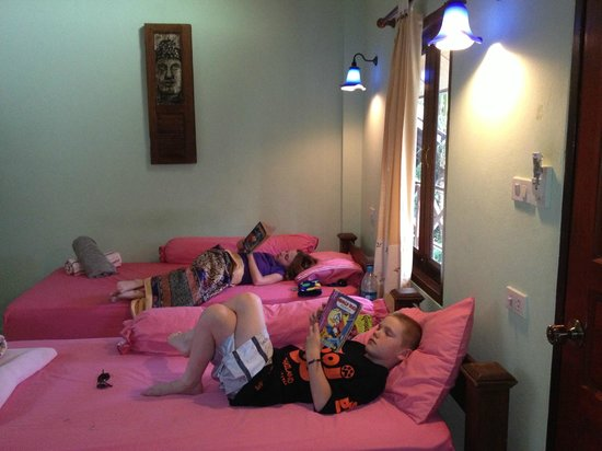 Shanti Lodge - Phuket: One of our rooms