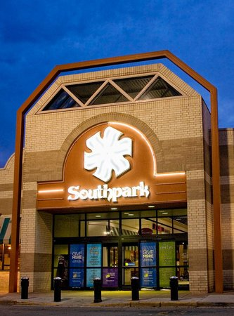 Colonial Heights, Virginie : Southpark Mall
