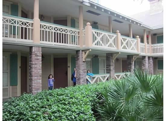 Alligator Bayou Garden View Picture Of Disney 39 S Port Orleans Resort Riverside Orlando