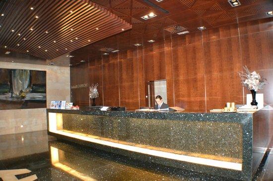 Maydrit Hotel: Recepcion