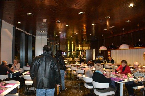Maydrit Hotel: Comedor