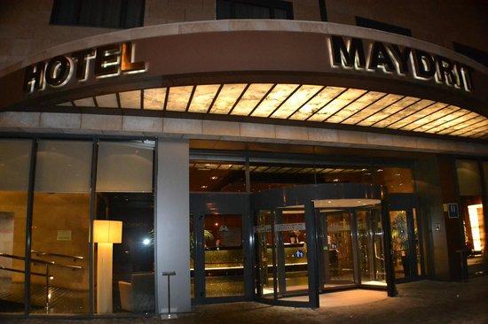 Maydrit Hotel: Entrada