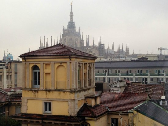 Palazzo Matteotti : 6th Floor Panoramic View from room