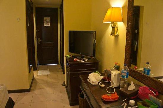 Mercure Resort Sanur: Kamar Tidur