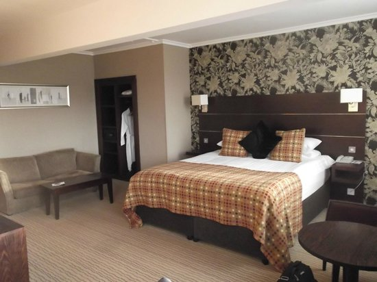 Mercure Inverness Hotel : Room