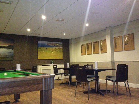 Hunley Hotel and Golf Club : Bar Area