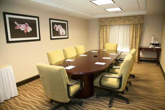 Hampton Inn & Suites Alpharetta: Boardroom