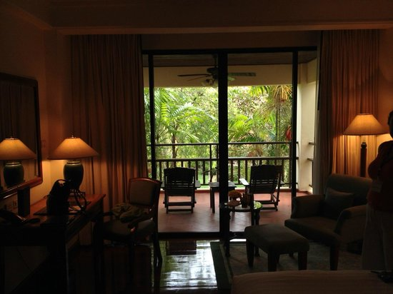 Sofitel Angkor Phokeethra Golf and Spa Resort: Spacious rooms