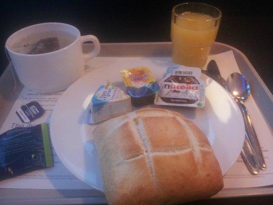 Ibis Budget Koeln Marsdorf: Petit déjeuner buffet à 6€