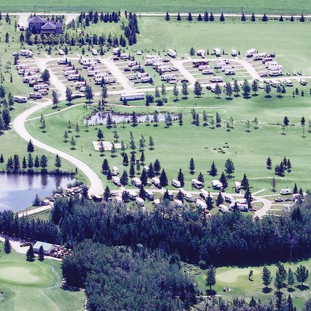 Whitemud Creek Golf & RV Resort