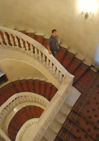 Sovietsky Historical Hotel: можно и пешком...