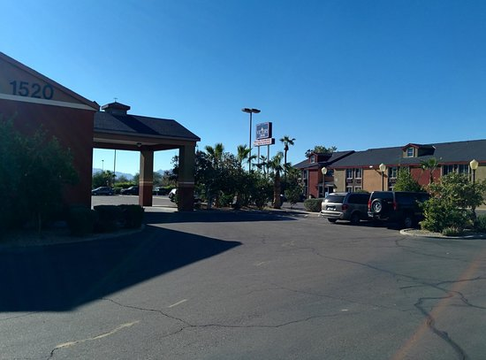 A Victory Inn Tolleson: Exterior View