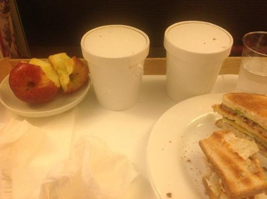 Hotel Holiday Inn Paris Gare Montparnasse: room service 3