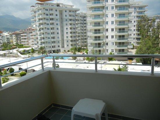 Saritas Hotel: Вид из номера