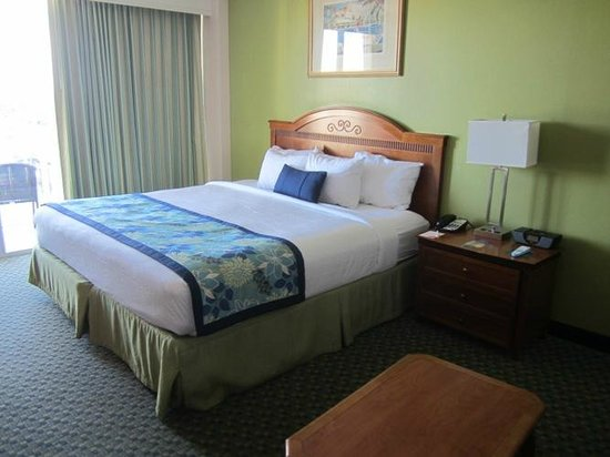 Courtyard by Marriott Key Largo: Super comfy bed!