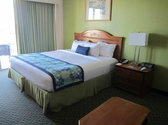 Courtyard Key Largo : Super comfy bed!