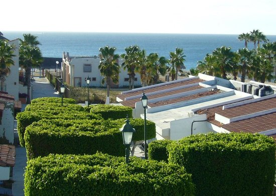 Marisol Boutique Hotel: view from the balcony of a standard room