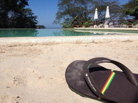 Nativa Resort : Pool side