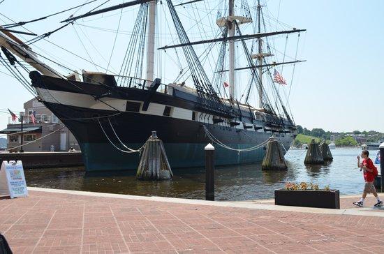 Historic Ships in Baltimore: Hafen