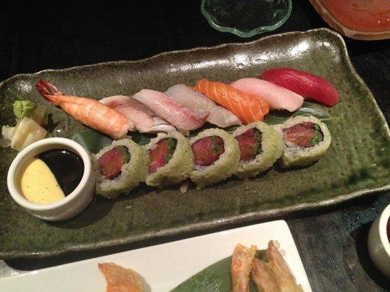 Sushisamba: Sushi Heaven