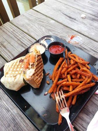 Crazy 8's: More food