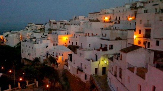 Hotel La Casa del Califa Hotel: Vejer desde la terraza del hotel