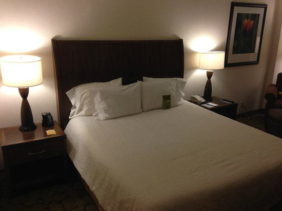 Hilton Garden Inn Saskatoon Downtown: New renovated room
