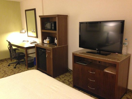 Hilton Garden Inn Saskatoon Downtown: Non renovated room