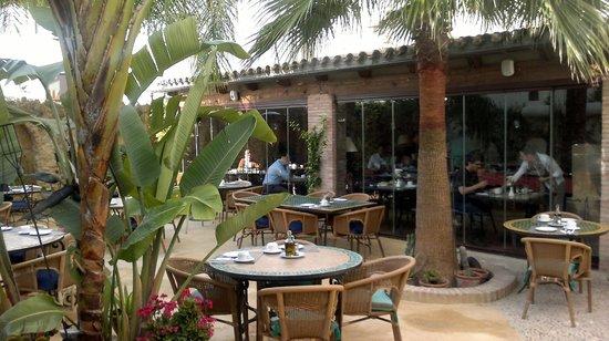 Hotel La Casa del Califa Hotel: Restaurante