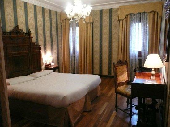 Palazzo Bembo : Zimmer