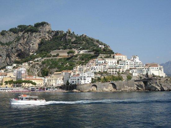 Locanda Costa d'Amalfi: panorama