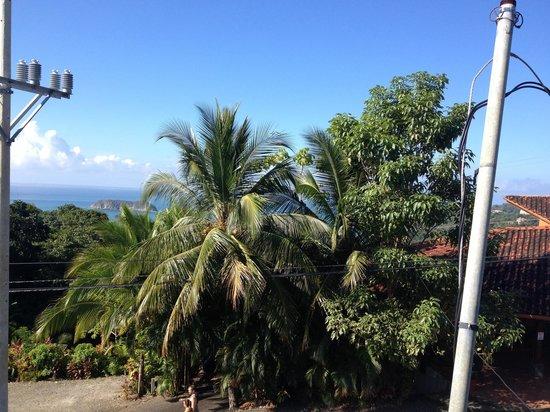 Hotel Casitas Eclipse: Vista desde la piscina