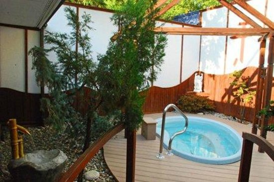 Merveilleux Oasis Hot Tub Gardens: Japan