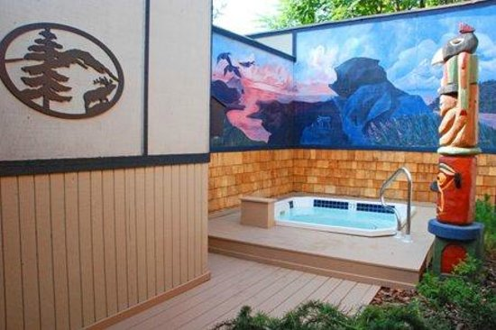 Oasis Hot Tub Gardens Kodiak