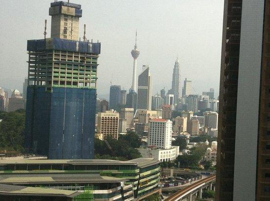 Aloft Kuala Lumpur Sentral: Nice view