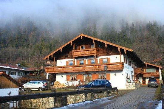 Haus Alpenlicht: Отель