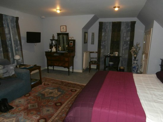 Burnbank Kinross: Double Room
