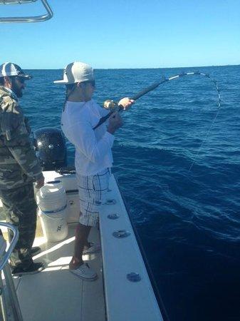 Far Out Fishing Charters: Bottom Fishing